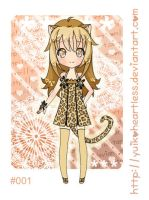 AUCTION: Event - Cute Adoptable 001 by YuikoHeartless