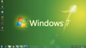 Windows 7 Desktop May '09 by zawir