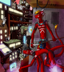 Dragons in the City by Lord-Kiyo