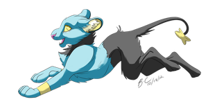 Luster (Shinx) by Cabbion
