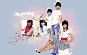 Sooyoung Wallpaper by Your-luv