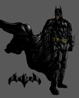 Introducing: Batman by SL213