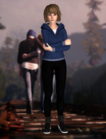 Max Caulfield(Casual Mod) Life Is Strange by xXKammyXx