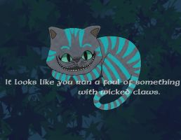 Cheshire Cat by FableWing