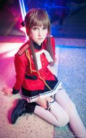Sento Isuzu Cosplay (2) by kazeplay