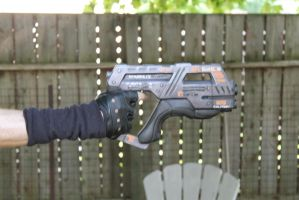 M-6 Carnifex Pistol from Mass Effect by sabresteen