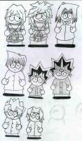 south park yugioh by Chibi-Angelwolf-chan