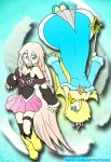Ia and Rosalina ~Request~ by Xero-J