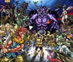 Chrono Trigger - Convergence of Time by SoulStryder210