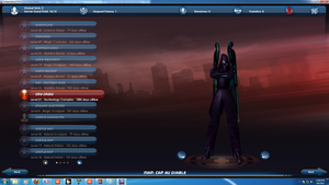 Cry Crow - City of Heroes by Thrythlind