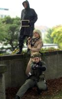 MGS Groupshot by ChocolateDecadence