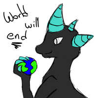 World will end by ItsLonely