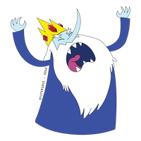 Ice King Vector by Mysterious-Master-X