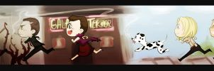 deadly premonition - episode 4 by spoonybards