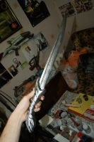 Assassins Creed - Short Sword of Altair by fiaformulaone