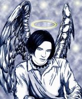 Gothic Angel X by valraven