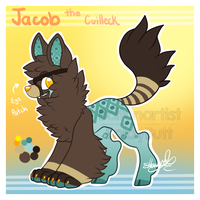 Jacob the Cuilleck ref by Boltonartist