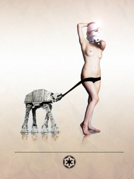Don't be a pale stormtrooper by chedoy