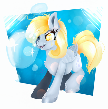 Derpy by Negatable