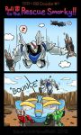 [TFP+RB] Rescue Smorky [Doodle] by SolarGirlMina