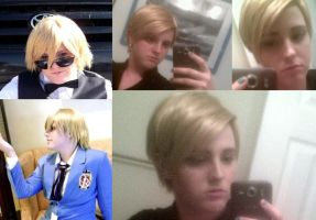 Before and After: From Tamaki to Steve by AbsoluteBaroque