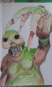 Slitheen by ArtieRace