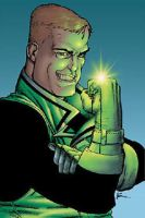 guy gardner by ez31