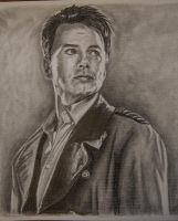 Captain Jack Harkness by ch4rlottenoir