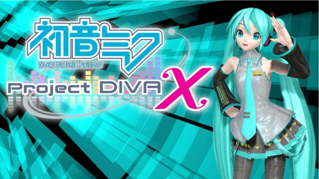 Project Diva X Poster by TErrarIanXD