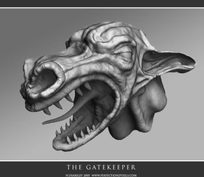 The Gatekeeper by nathy-d