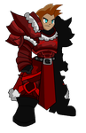 Frostvale Knight Armor by teamlpsandacnl