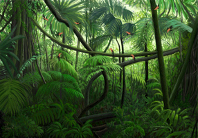 Jungle by abyss1956