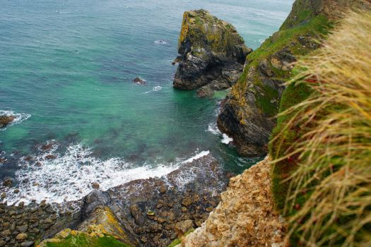 North Cliffs - Cornwal by AnneClaire88