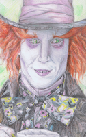Mad Hatter by ConkerTSquirrel