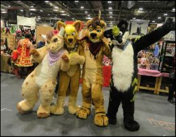 The fantastic furry gathering by MJ-Cosplay