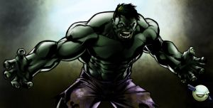 The INCREDIBLE Hulk by SeawolF1992