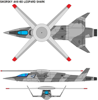 Sikorsky AHX-80 LEOPARD SHARK by bagera3005