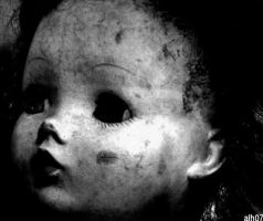 baby head by CiRcUsSpiDeR