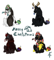 Merry Christmas :D by WarAdmiral