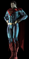 Superman (Injustice) by Yare-Yare-Dong