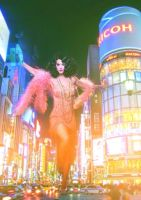 Katy Perry Giantess by Llama99