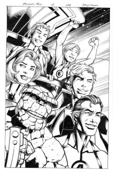 Fantastic Four 2 pg 20 by MarkMorales