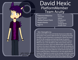 David Character Sheet by SourHex
