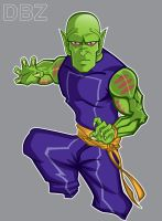 DRAGONBALL Z - FRIEZA SAGA - Piccolo by GHussain
