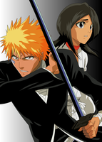 Bleach: friendship forever by Mifang