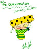 Part 1 The Celebration by stereo-typed