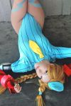 Street Fighter- Cammy by shut-up-and-duel-me