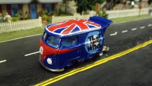 The Who Kool Kombi by hankypanky68