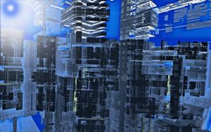 Level Seven City by montag451