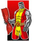Colossus by Haggard-Kevin